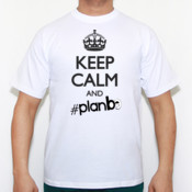 keep calm and #planbe